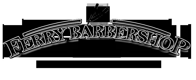 FERRY BARBER LOGO4b